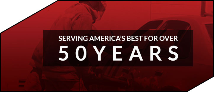 Serving America's Best for over 50 Years